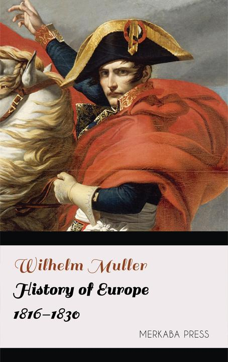 History of Europe 1816-1830