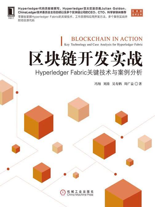 区块链开发实战:Hyperledger Fabric关键技术与案例分析