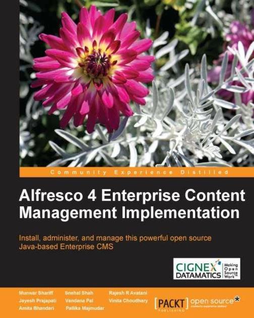 Alfresco 4 Enterprise Content Management Implementation