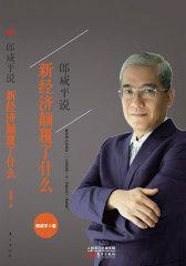 郎咸平说:新经济颠覆了什么