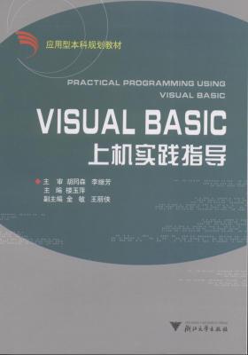 Visual Basic上机实践指导