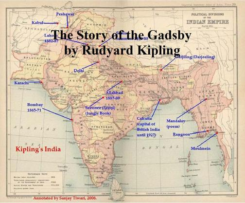 The Story of the Gadsby
