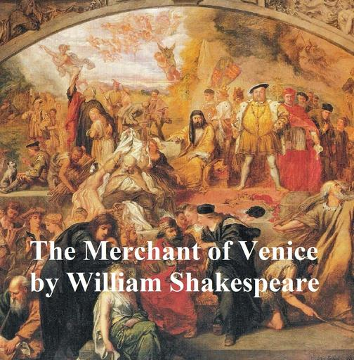 The Merchant of Venice, with line numbers