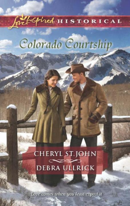 Colorado Courtship: Winter of Dreams / The Rancher's Sweetheart (Mills & Boon Lo