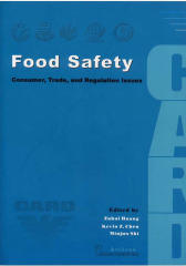 Food Safety-Consumer,Trade,and Regulatim Issues(食品安全)(仅适用PC阅读)
