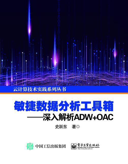 敏捷数据分析工具箱 ——深入解析ADW+OAC