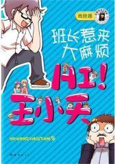 HI!王小天:班长惹来大麻烦(全国Top10畅销少儿作家商晓娜校园小说,成长+爆笑+精彩漫画)(试读本)