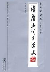 中国文学史·隋唐五代文学史 (普通高等院校汉语言文学专业规划教材)