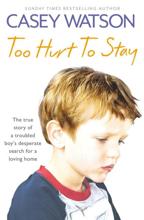 Too Hurt to Stay: The True Story of a Troubled Boy's Desperate Search for a Lovi