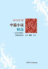 2010年度中篇小说精选(文本分析版)(仅适用PC阅读)