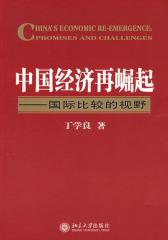 中国经济再崛起—国际比较的视野(试读本)