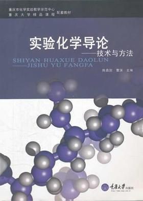 实验化学导论:技术与方法