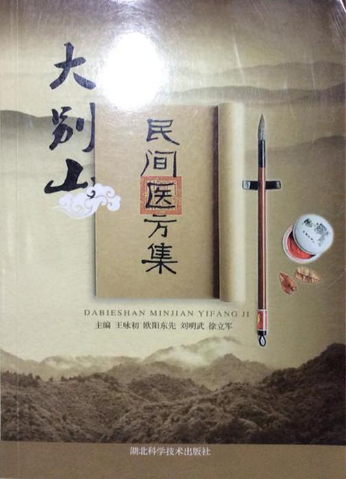 大别山民间医方集