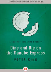 Dine and Die on the Danube Express