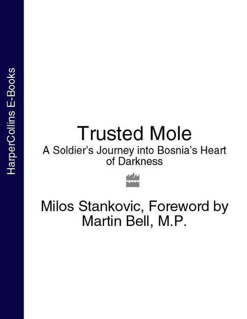 Trusted Mole: A Soldier's Journey into Bosnia's Heart of Darkness