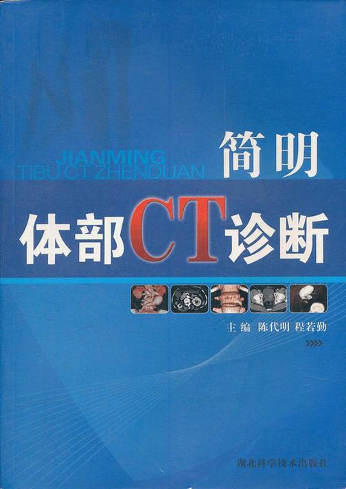简明体部CT诊断