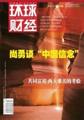 环球财经 月刊 2011年11期(电子杂志)(仅适用PC阅读)