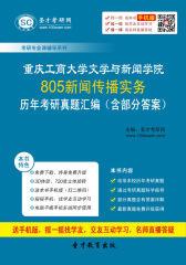 重庆工商大学文学与新闻学院805新闻传播实务历年考研真题汇编(含部分答案)