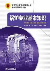 锅炉安全管理和操作人员考核培训系列教材:锅炉专业基本知识