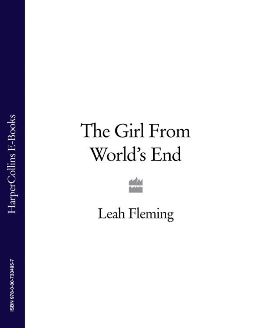 The Girl From World's End