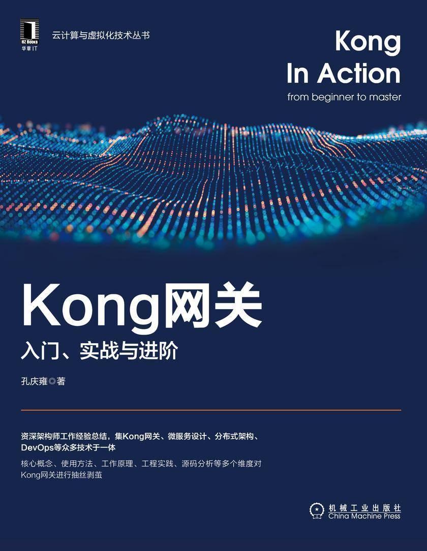 Kong网关:入门、实战与进阶