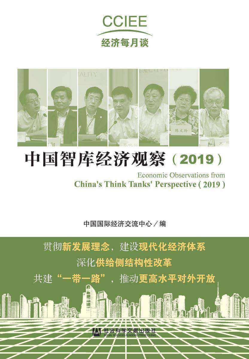 中国智库经济观察(2019)(CCIEE经济每月谈)