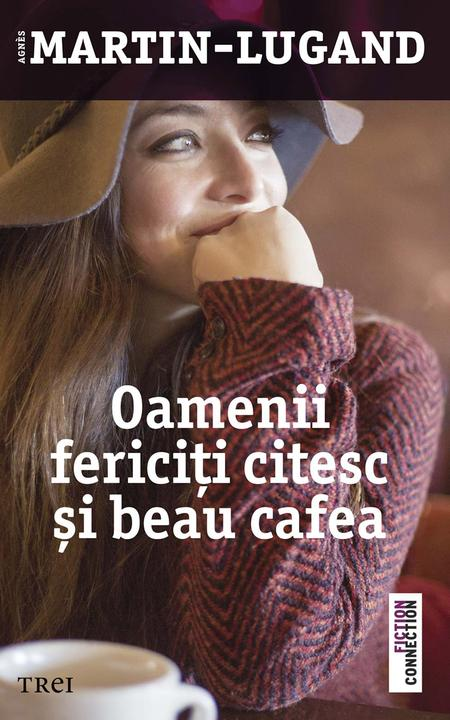Oamenii ferici?i citesc ?i beau cafea