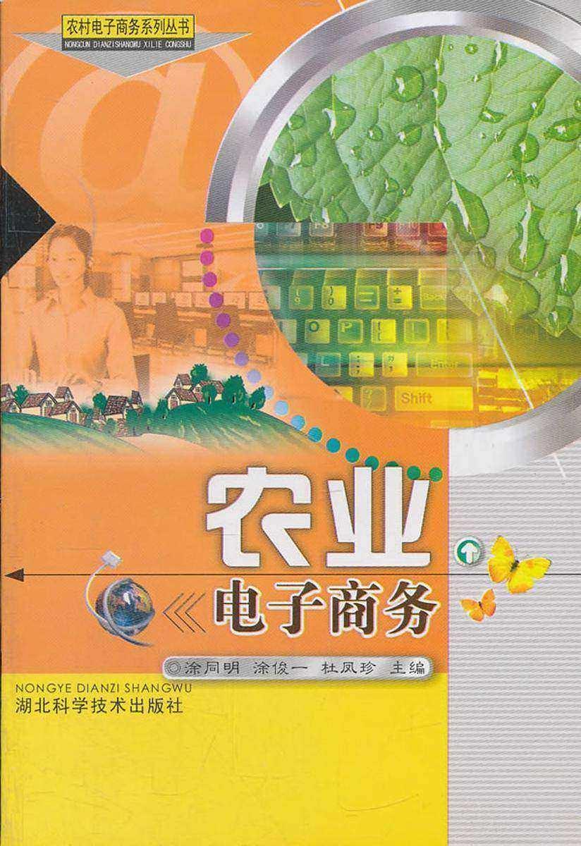 农业电子商务(农村电子商务系列丛书)