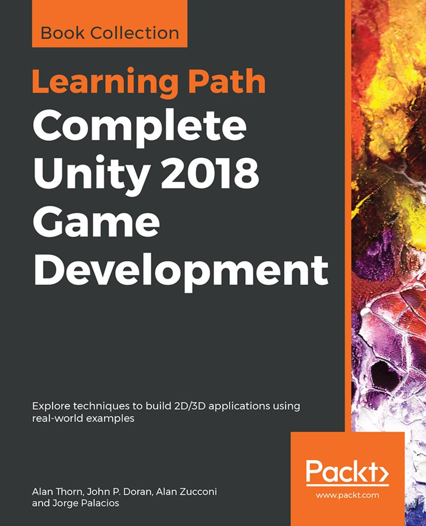 Complete Unity 2018 Game Development