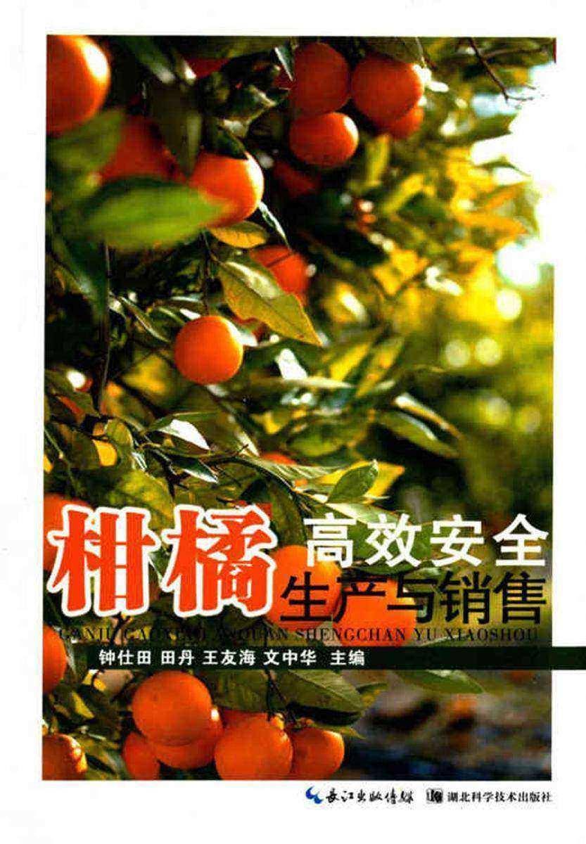 柑橘高效安全生产与销售