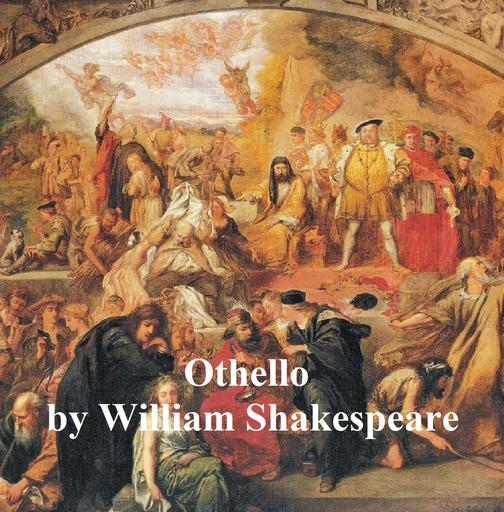 Othello, with line numbers