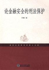 论金融安全的刑法保护(试读本)