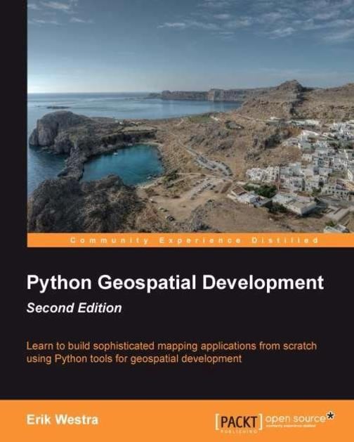 Python Geospatial Development, Second Edition