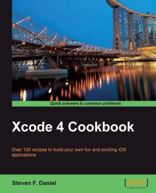 Xcode 4 Cookbook