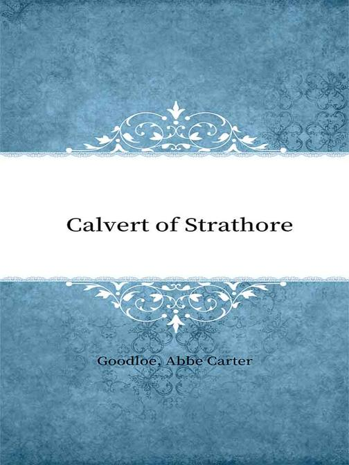 Calvert of Strathore