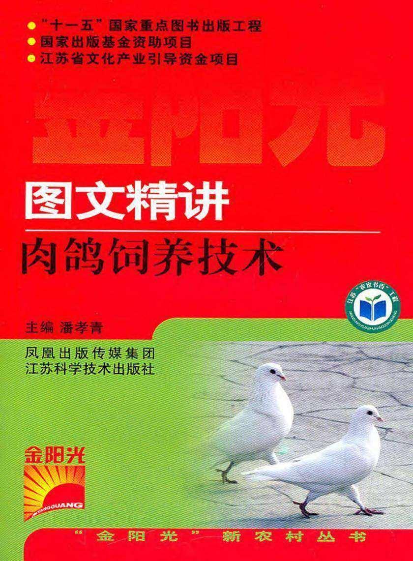 图文精讲肉鸽饲养技术
