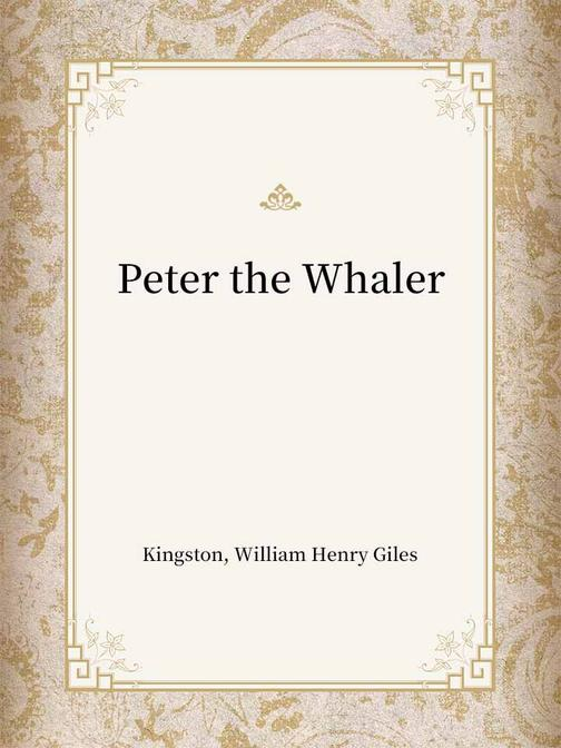 Peter the Whaler