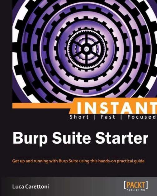 Instant Burp Suite Starter