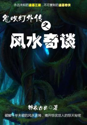 风水奇谈1:幽楚王陵