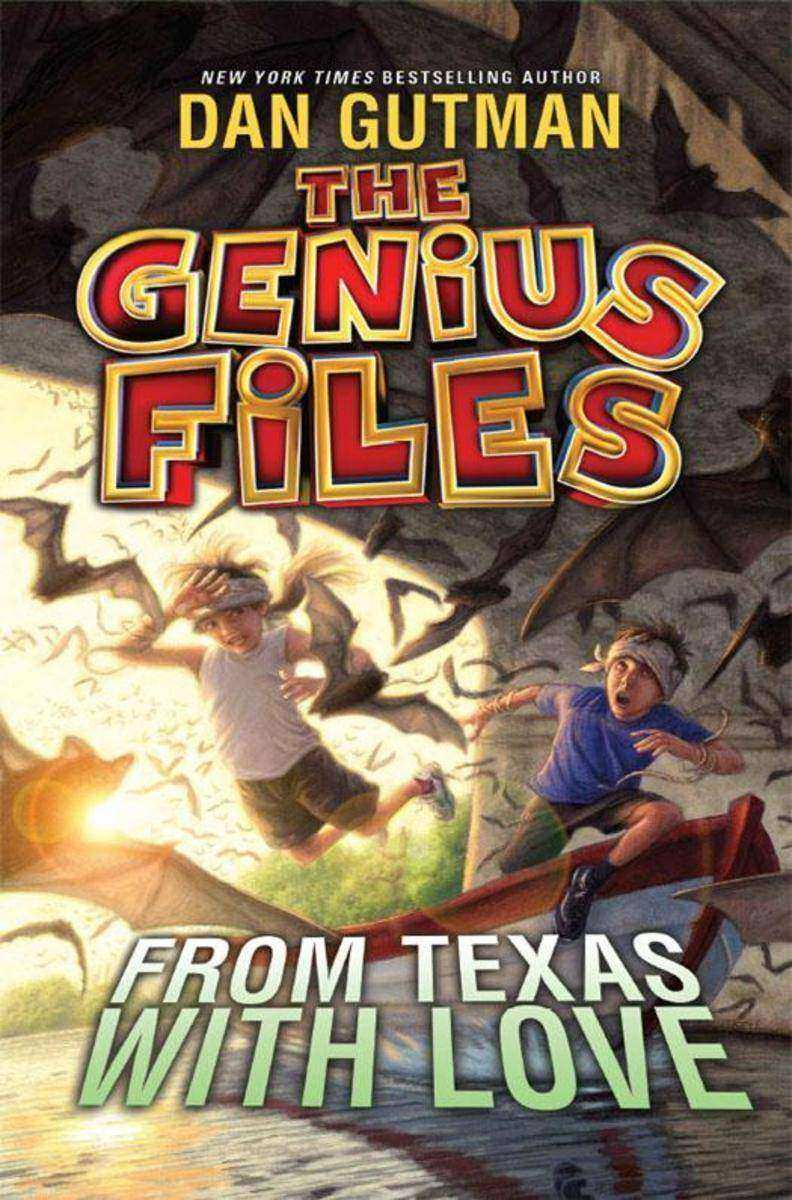 The Genius Files #4: From Texas with Love