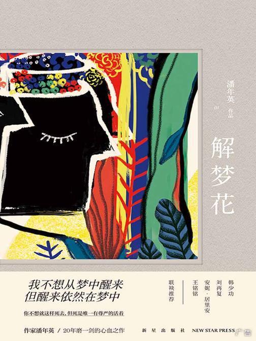 """解梦花(作家潘年英20年磨一剑的心血之作,中国文化边界旁一种""""非主流""""的文学样式,具有独特的魅力和价值,韩少功、刘再复、安妮·居里安、王铭铭联袂推荐)"""