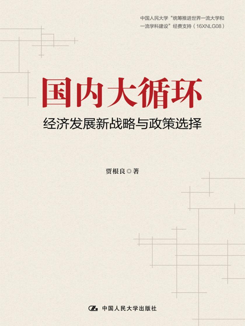 国内大循环:经济发展新战略与政策选择