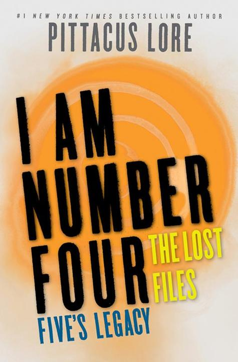 I Am Number Four: The Lost Files: Five's Legacy