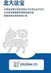 中国农业银行股份有限公司吉林市东升支行与吉林市碧碧溪外国语实验学校借款担保合同纠纷执行案