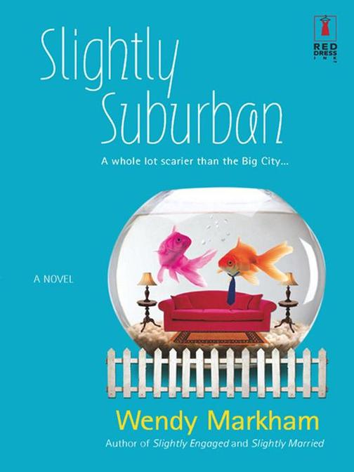 Slightly Suburban (Mills & Boon Silhouette)