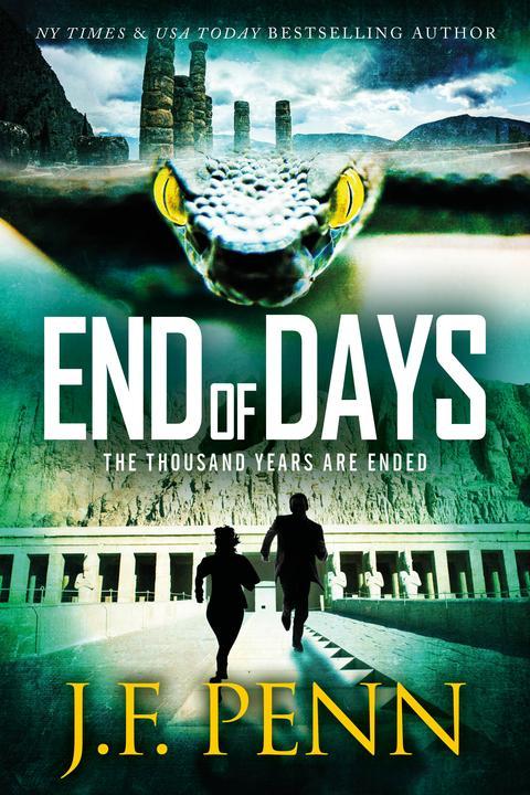 End of Days:ARKANE Thriller Book 9