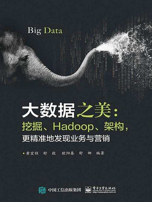 大数据之美:挖掘,Hadoop,架构,更精准地发现业务与营销