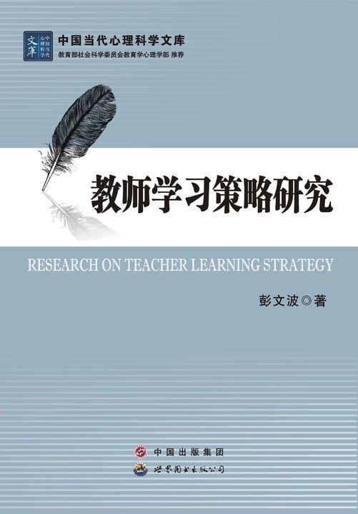 教师学习策略研究
