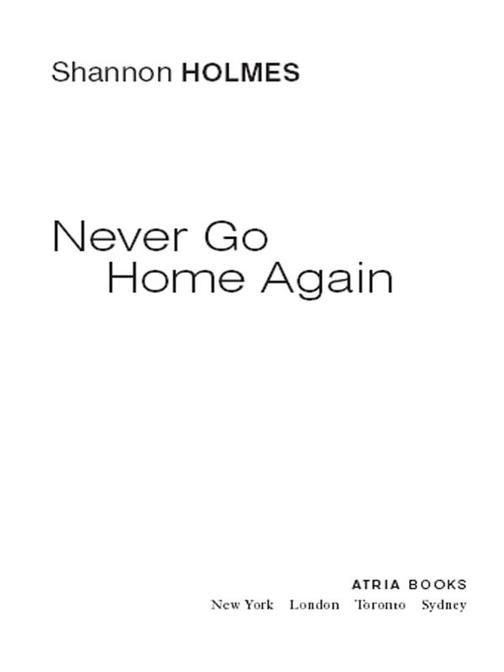 Never Go Home Again