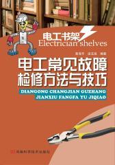 电工常见故障检修方法与技巧(试读本)(仅适用PC阅读)